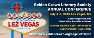 GCLS 2018 will be in Vegas, Baby, July 4-8