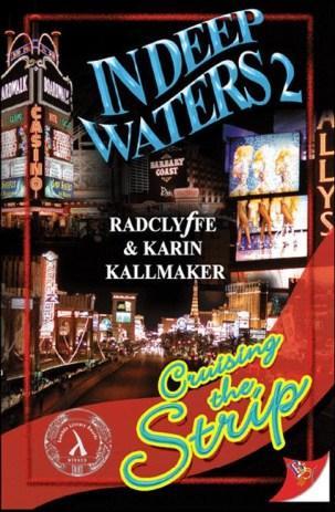 book cover in deep waters cruising strip lesbian