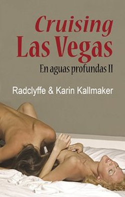 book cover en aguas profundas dos espanol lesbiana erotica