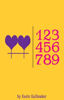 book cover love by the numbers minimalist style icons