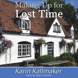 Making Up for Lost Time audio version cover