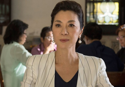 michelle yeoh in crazy rich asians
