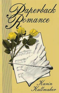 book cover paperback lesbian romance