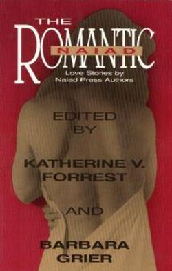 book cover romantic naiad