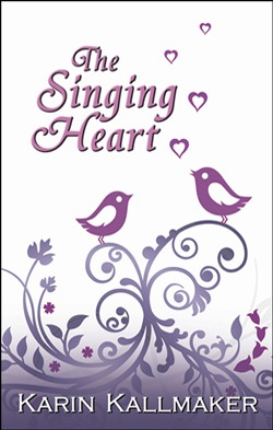 cover of singing heart short story