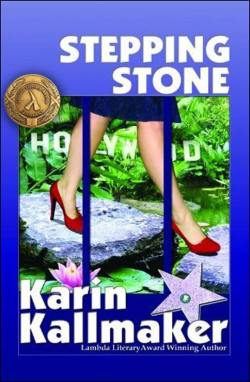book cover stepping stone hollywood romance