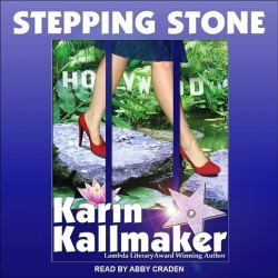 Stepping Stone audio version cover
