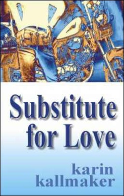 book cover substitute for love romance