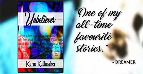 cover unbeliever banner all-time favorite