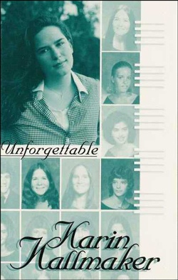 book cover unforgettable yearbook romance