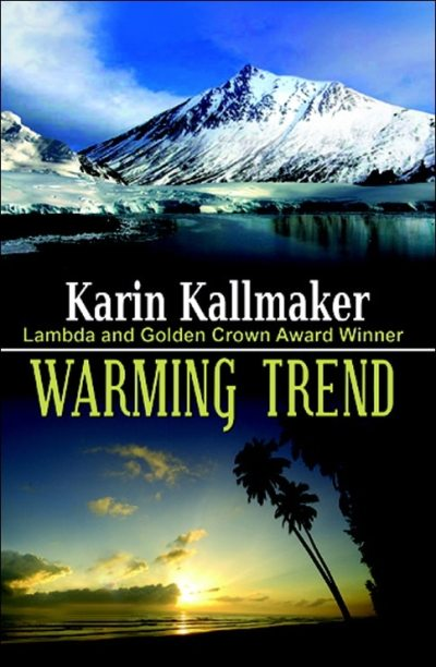 book cover warming trend alaska key west romance