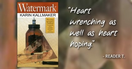 cover Watermark heart hoping read