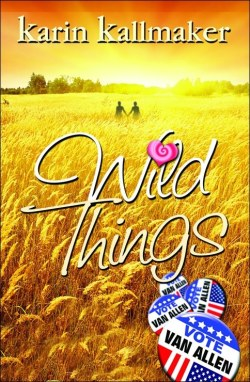 book cover wild things fields of gold lesbian romance