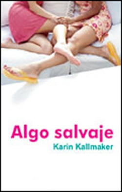 cover with two young women with their legs entwined