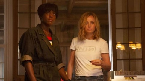 Movie still Maria Rambeau and Carol Danvers Captain Marvel 2019