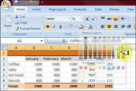 Cool Spreadsheet