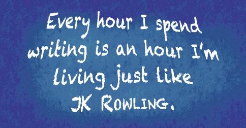 Meme Like JK Rowling