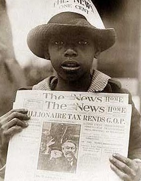 Newspaper-Black-Boy copia