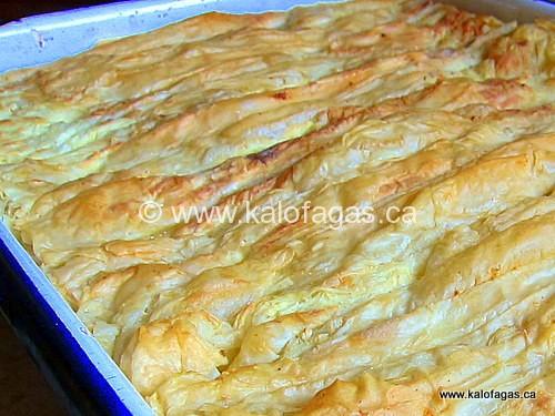 Patsavouropita Kalofagas Greek Food Amp Beyond