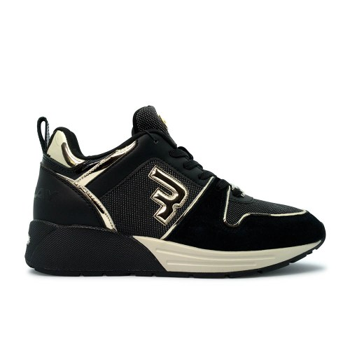 Replay Γυναικεία Μαύρα Sneakers RS360022S