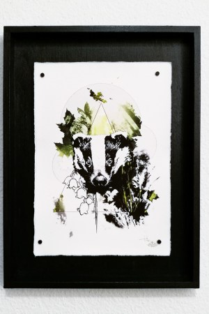 """The Badger""  