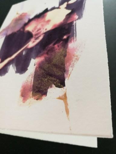 "Folia Mystica ""Gingko"" | Carte Double"