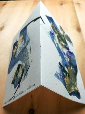 Carte pliante | Folia Mystica
