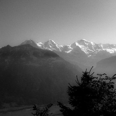 Eiger, Mönch, Jungfrau - my homeland, meine Heimat , mes racines