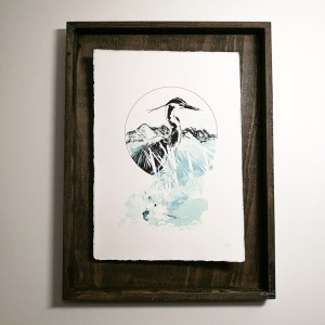 """Ardea Cinerea"" – HelvEdition by Ka L-O-K 