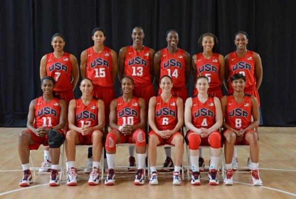 Team USA Women's Basketball Roster | Kalongkong Hiker