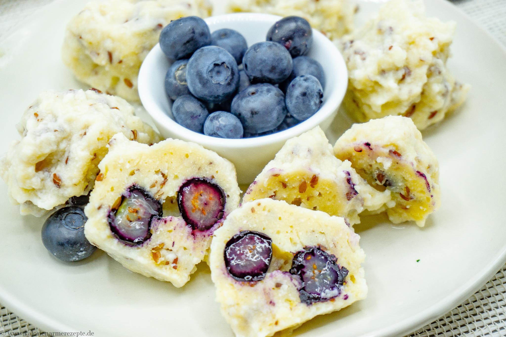 Frühstücksknödel - Gesunde Kalorienarme Rezepte