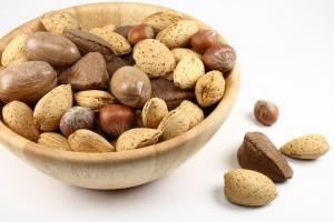 Spis gerne lidt nødder hver dag