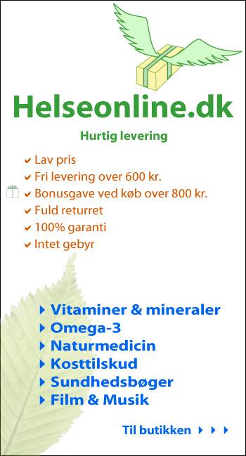 Helseonline butik