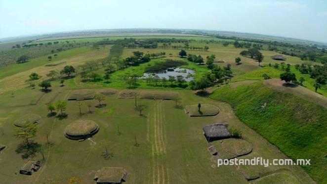 zona arqueológica de tamtoc, huasteca potosina