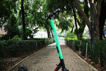 grin scooters electricos cdmx