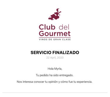 Club 3 - vino por internet