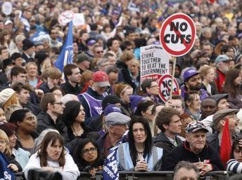 Les organisateurs affirment que la manifestation du 26 mars 2011 est le plus grand rassemblement depuis des décennies