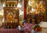 Chapel of a thousand Buddha in Champigny sur Marne