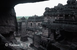 Kailash temple Ellora Maharasthra