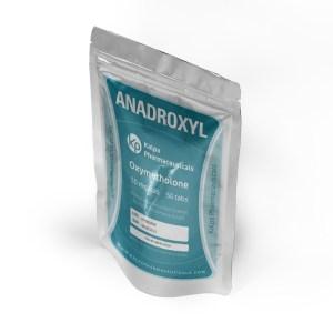 Anadroxyl by Kalpa Pharmaceuticals