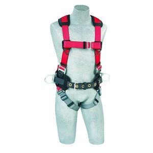 Protecta Pro 1191227 Medium or Large Construction Style Harness