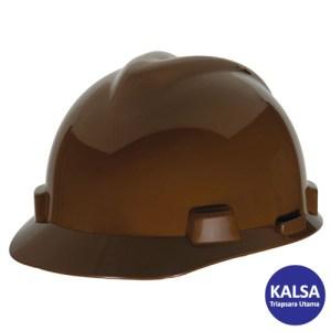 MSA Fastrack V-Gard Caps Light Brown Head Protection