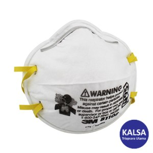 Respirator 8110S 3M Cup Particulate Respiratory Protection