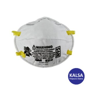 Respirator 8210 3M N95 Cup Particulate Respiratory Protection
