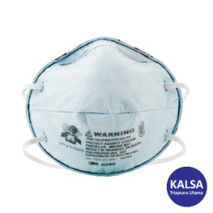Respirator 8246 3M Particulate Respiratory Protection