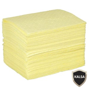 Brady BPH100 Chemical Basic Absorbent Pad