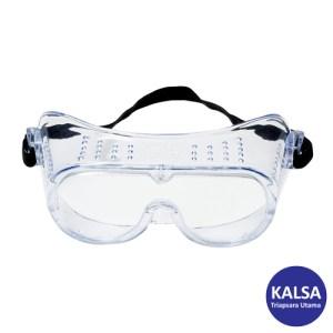 3M 40651-332AF Splash Safety Goggles Anti Fog Eye Protection