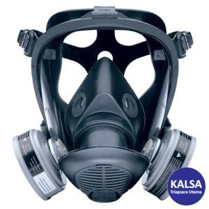 Respirator 762000 Honeywell RU 6500 Series Full Facepiece Reusable