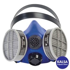 Respirator B230010 Honeywell RUU850 Series Half Mask Reusable