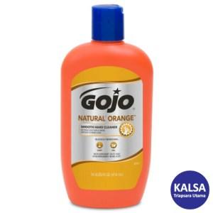 Gojo 0947-12 Natural Orange Smooth Heavy Duty Hand Cleaner